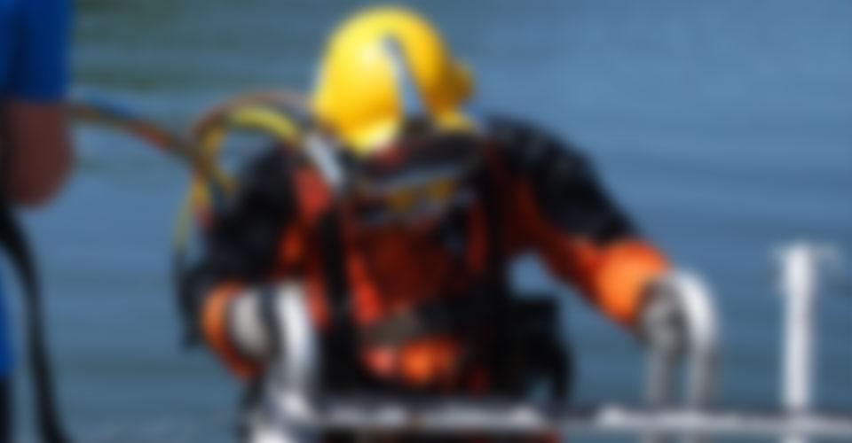 Przeglądy podwodne statków i jednostek pływających